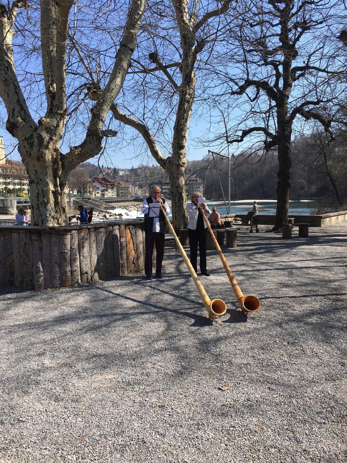 Schwellenmätteli in Bern