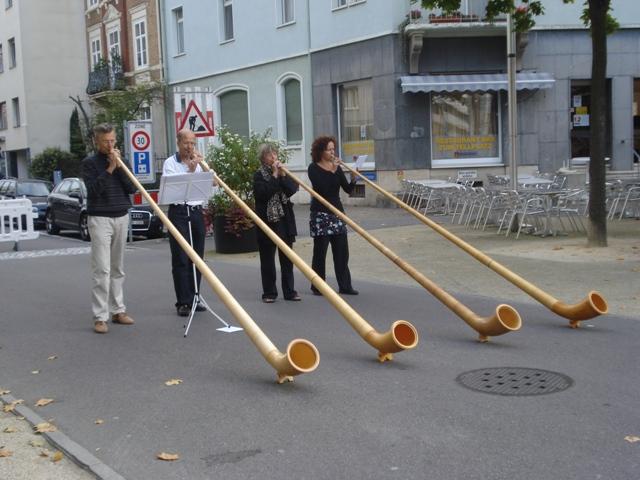 Aktionstag am Tellplatz Basel