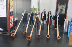 Stubete 2019 Märthalle Basel