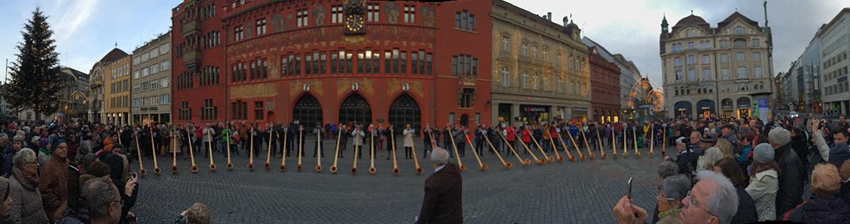 Neujahrskonzert Basel 2016
