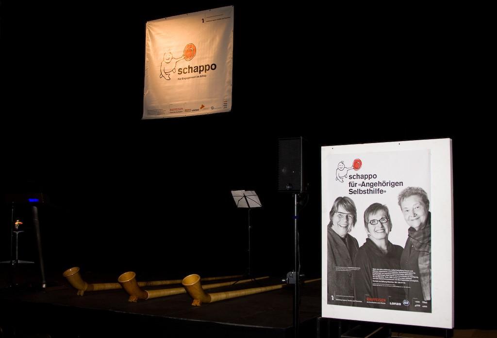 Verleihung Prix Schappo 2008
