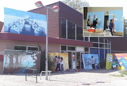 Centre social Villefontaine.