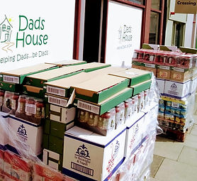 Photo of boxes of food