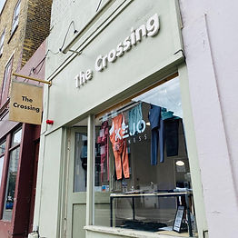 Kejo activewear pop-up shop