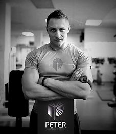 Peter, Personal Trainer