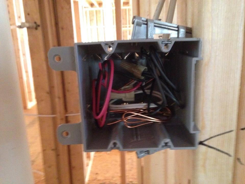 basement wiring