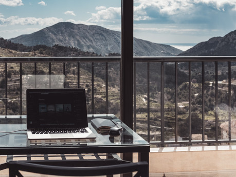 Tips to set up a productive home office