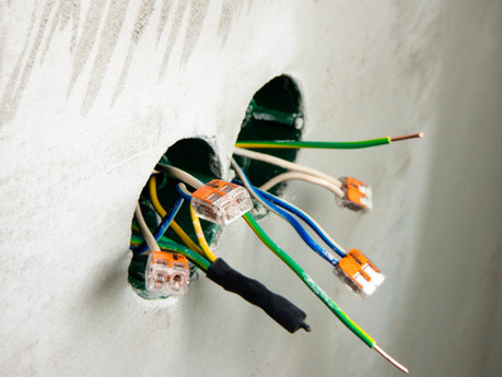 When does my electrical wiring need to be replaced (rewired)?