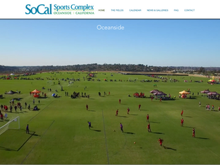 SoCal Sports Complex Launches New Website