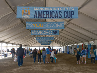 Manchester City Cup Returns to San Diego
