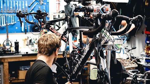 Handlebars Repairs LTD Islington Bike Wo