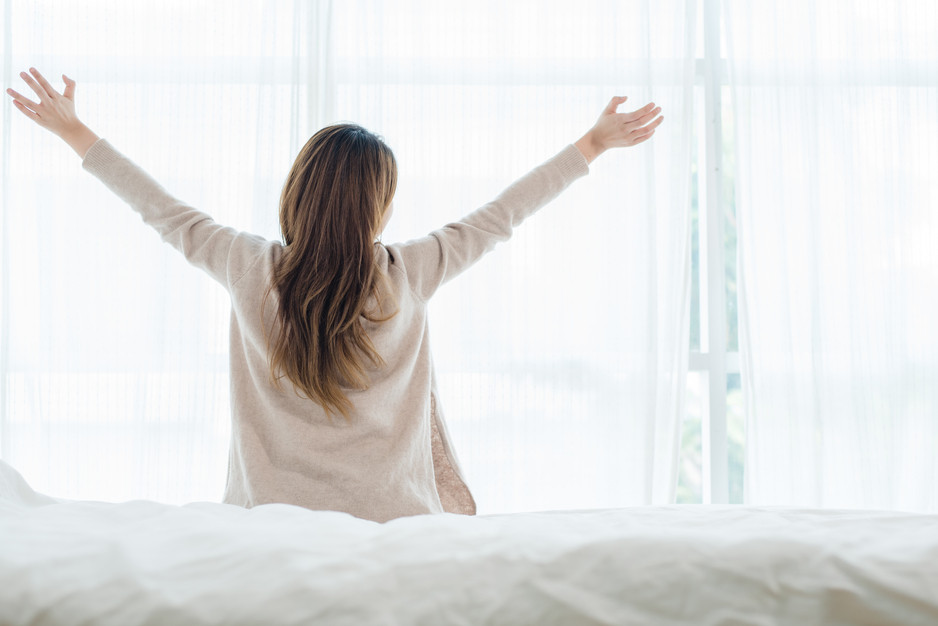 Creating new healthy morning habits