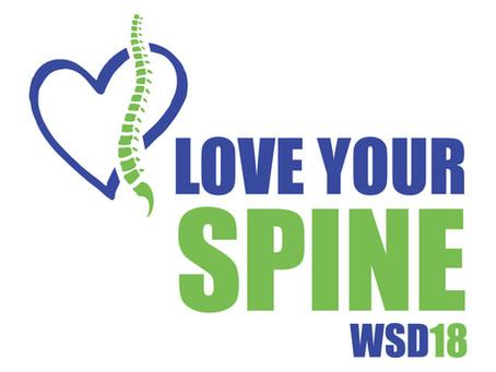 World Spine Day 2018