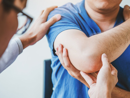 Elbow Pain or Inflammation?
