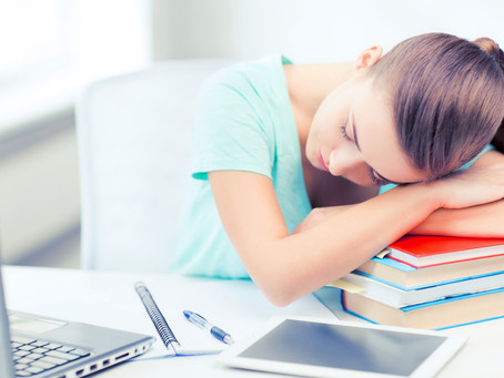 Are Your Teenagers Getting Enough Sleep?