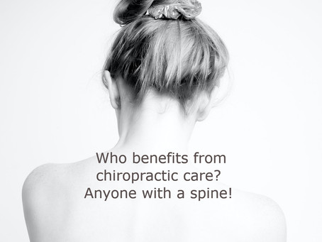 When to See Your Chiropractor