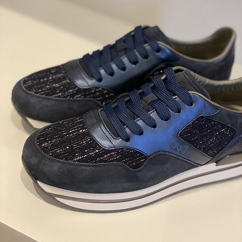 Hogan sneaker H222 blauw