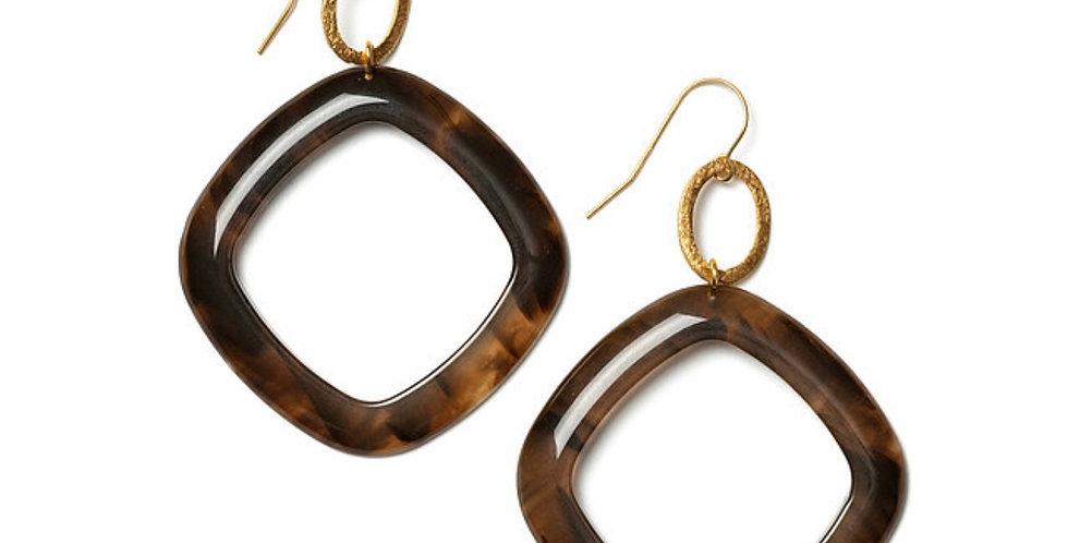 Chenille Earrings