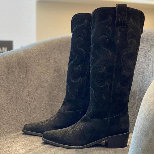 Twinset boots zwart