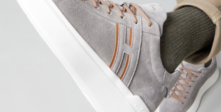 Hogan Sneakers 580 Grey