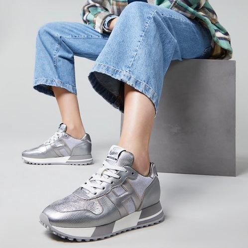 Hogan Sneaker H383 Silver