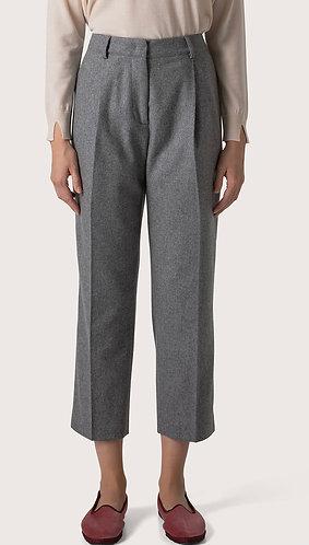 Flannel Dart Pants
