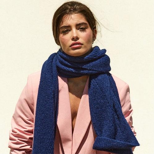 Sjaal Mohair Classic Blue