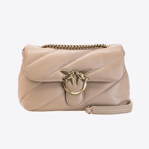 Pinko Love Bag Classic Puff Beige