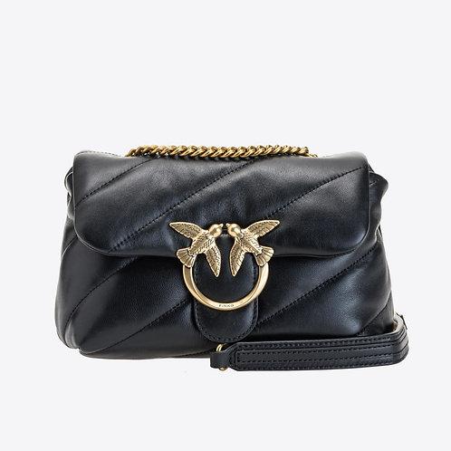 Pinko Love Bag Mini Puff Black