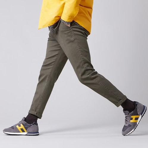 Hogan H383 Grey Yellow