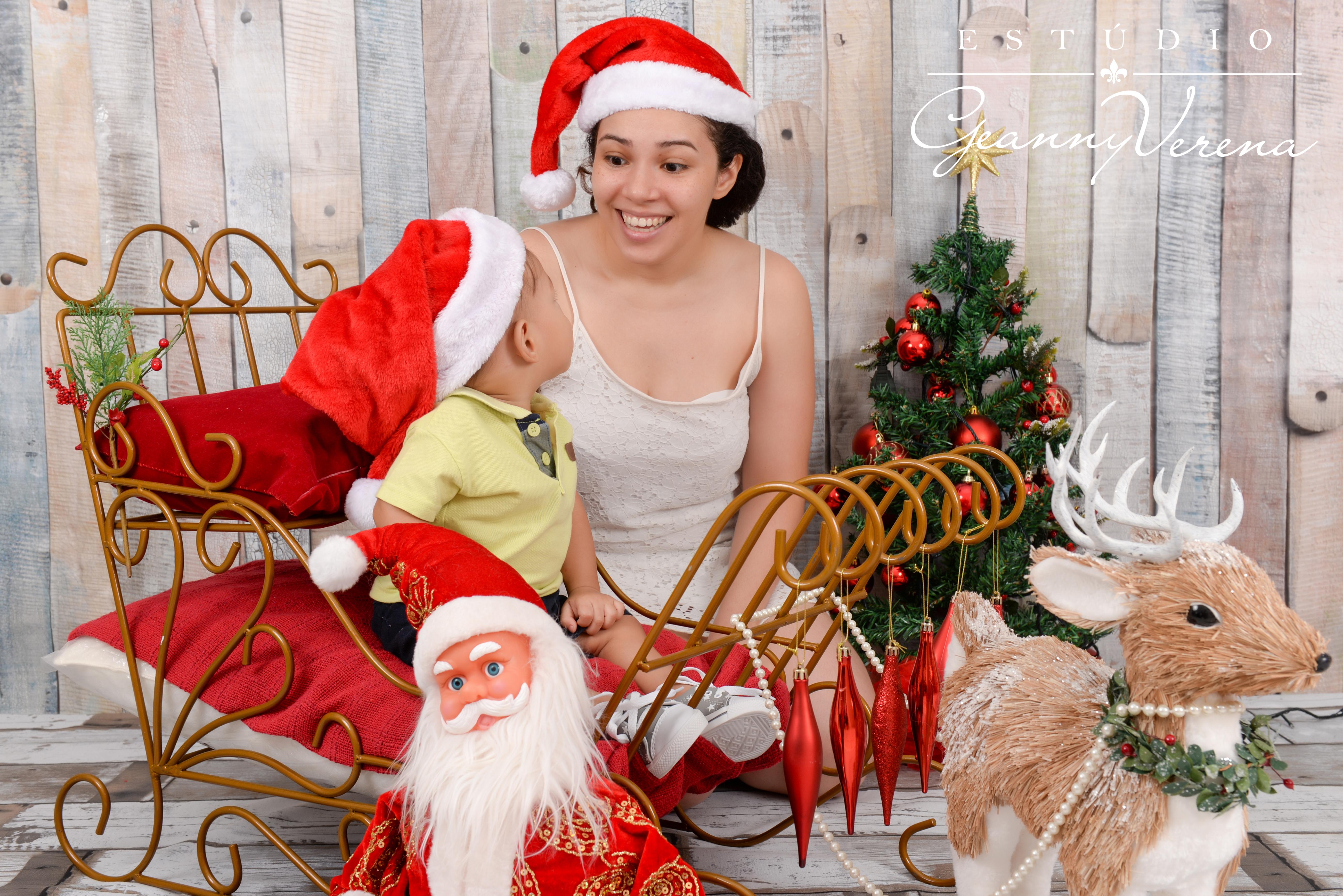 Natal mãe e filho