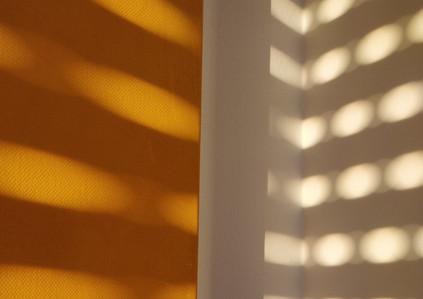 Yellow blind 2