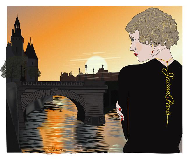 Lee Miller à Paris
