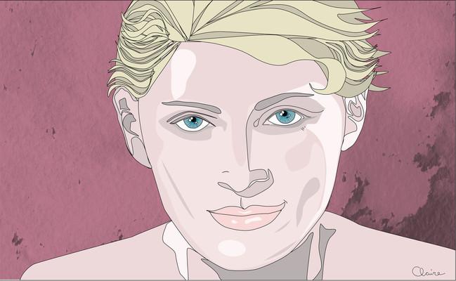 Portrait de Lee Miller
