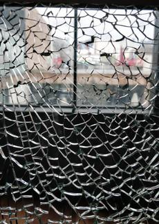 Fragments verre