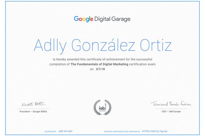 Digital Garage. Online Business Strategy Certificate.jpg