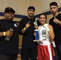 Jocelyn's First Win