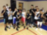 Team CBCV (From left to right) Marcos Millan, Joey Alvarez, Ricky Duarte, Sonny Alvarez, Armando Navarro, Jocelyn Camarillo, Luis Gomez, Ace Camarillo, Adrian Vega, Jose Valdiosera, Nathan Huerta, and Angel Duarte.