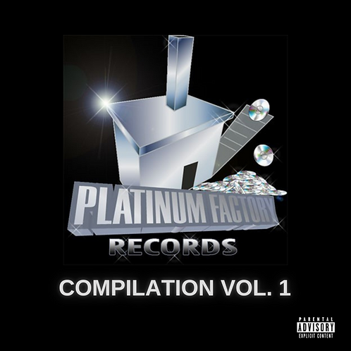 -Digital- PLATINUM FACTORY RECORDS COMPILATION VOL. 1
