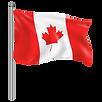 Canada-flag-waving-vector-on-transparent
