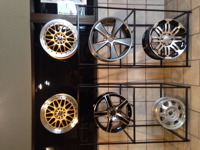 Picture of wheels for sale