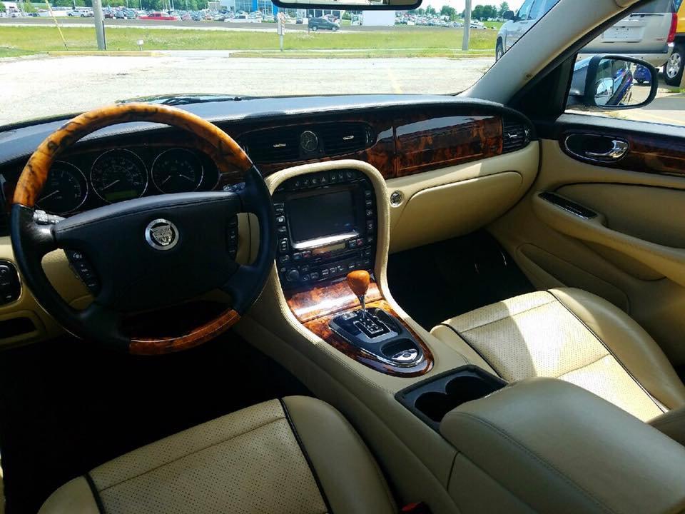 Interior Detail - CAR