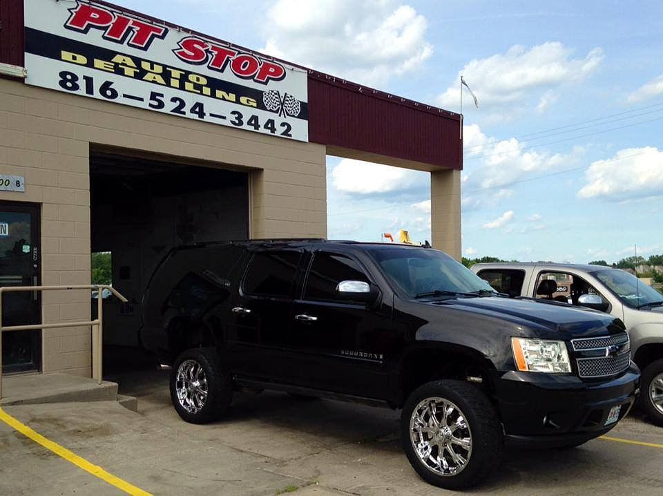 Pit Stop Auto Detailing- Lee's Summit, MO | Car Detailing Near Me