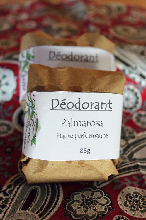 Déodorant solide: Palmarosa