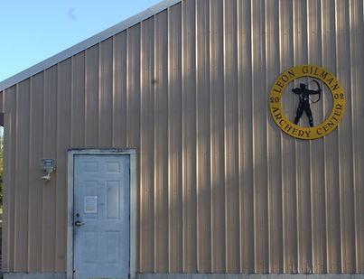 Pioneer JOAD traning facility atthe Leon Gilman archery center.