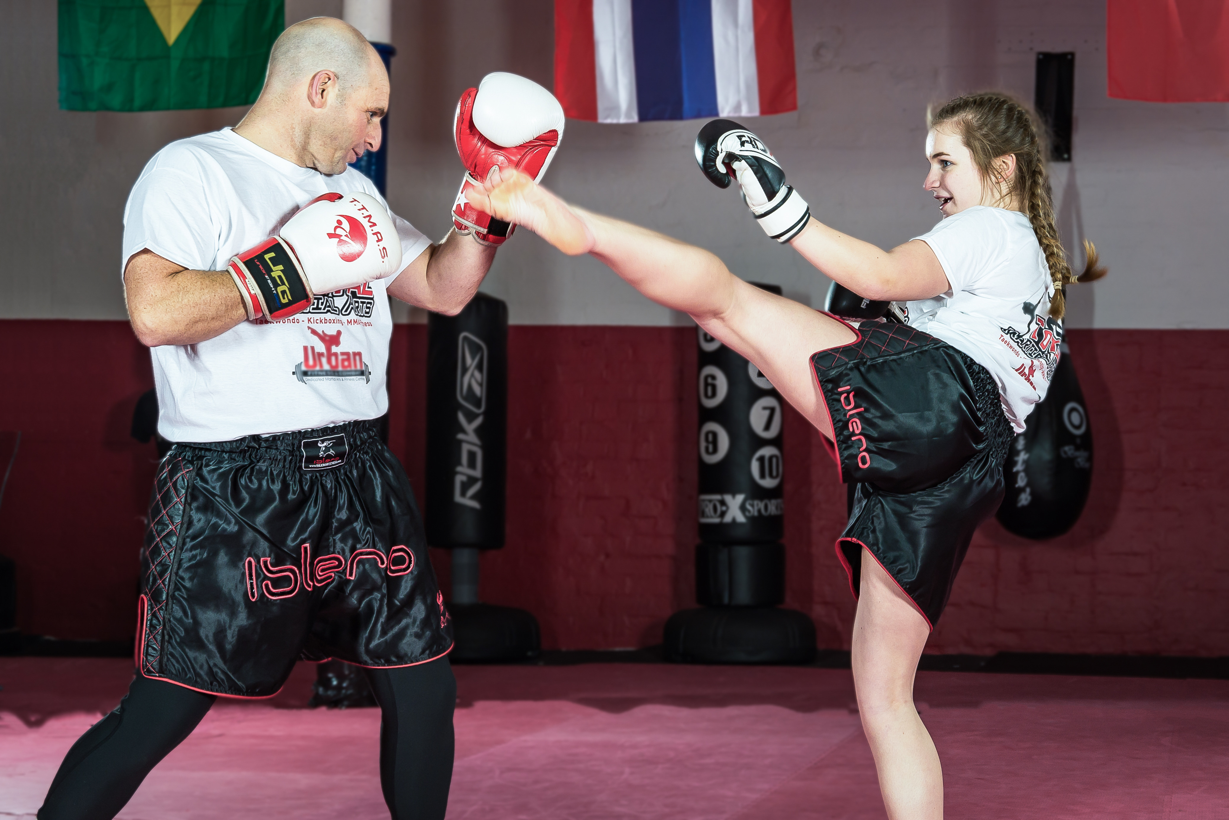 Introductory Kickboxing Course
