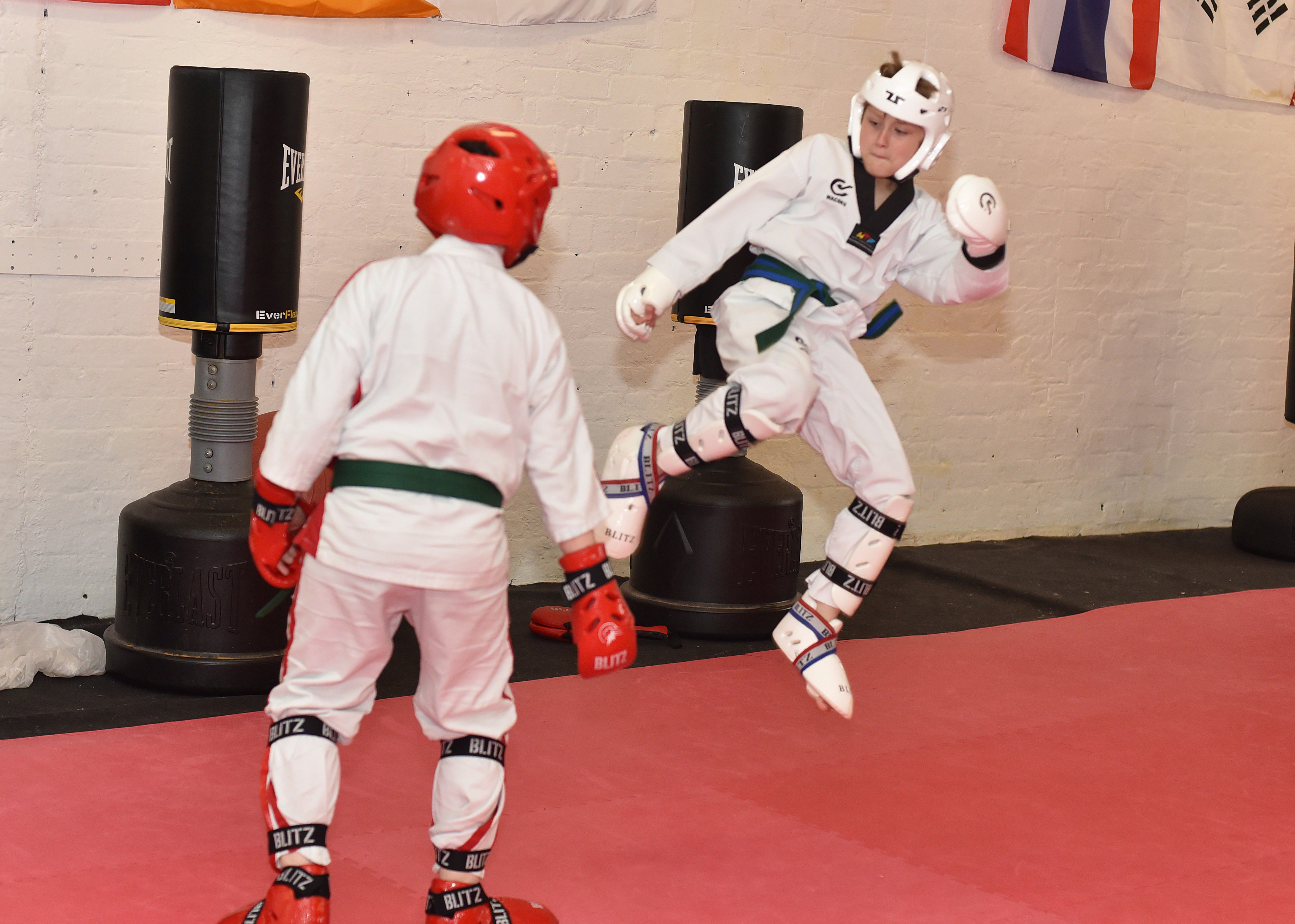 TMA Cadet & Junior Kickboxing