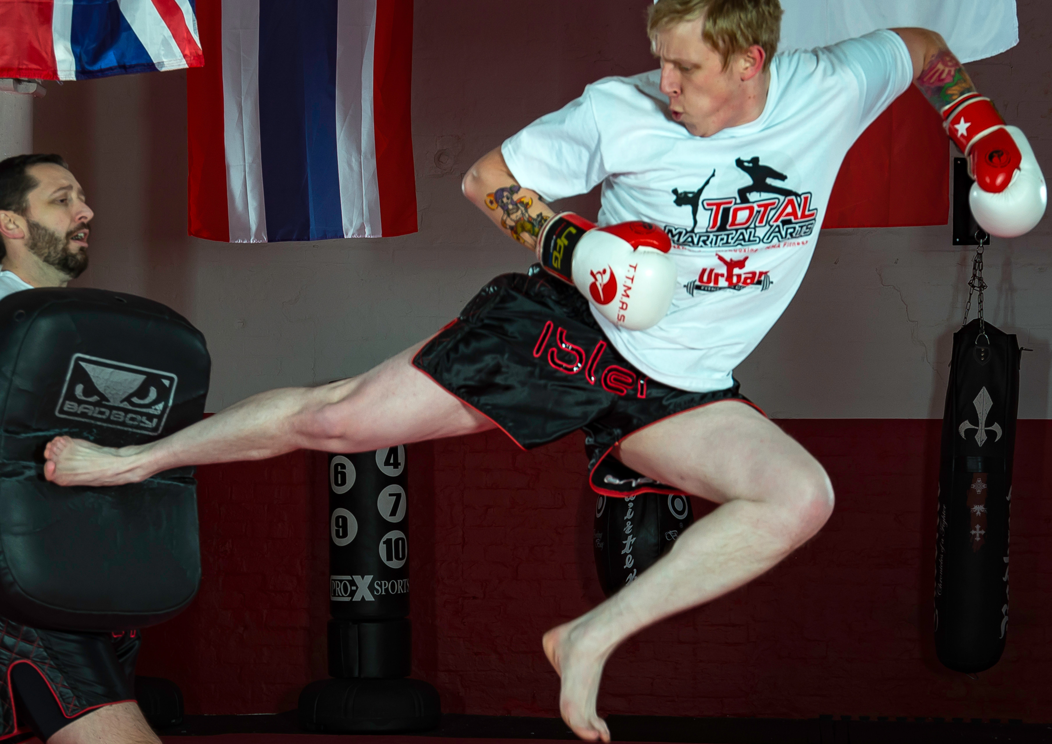 TMA Kickboxing - Sport & Self Defence
