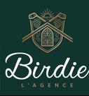 logo birdie golf