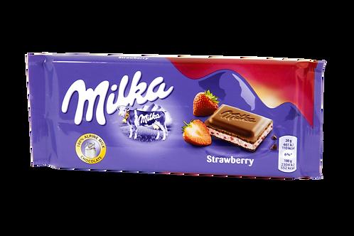 Milka Strawberry Bar